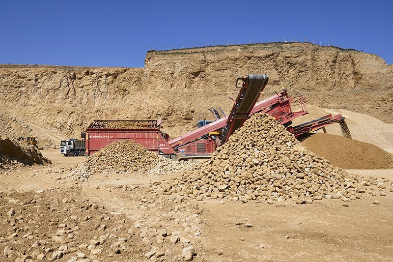 Crushing & Screening 1